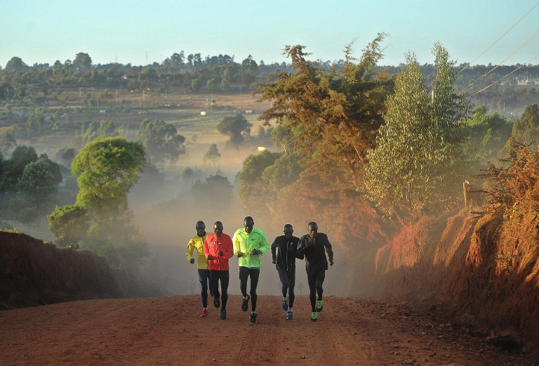 Ever Dreamt Of Training With Kenyan Elite Runners In Their Home Environment Well Here Is Your Chance The Go Running Tours Nairobi Team Also A Group